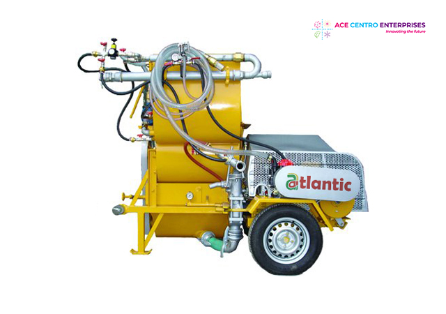 ATLANTIC FOAM CONCRETE PUMP