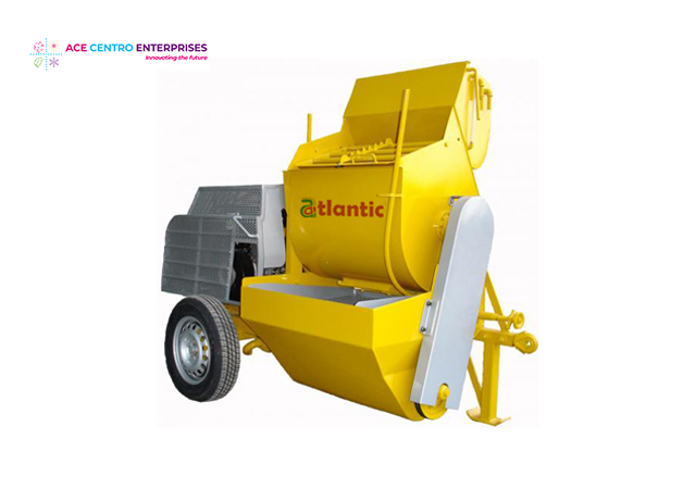 ATLANTIC PISTON PUMP